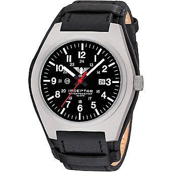 Reloj acero interceptor de KHS KHS. CEIN. R
