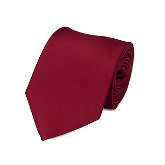 Tie tie tie tie 8cm of wine red dark red uni Fabio Farini