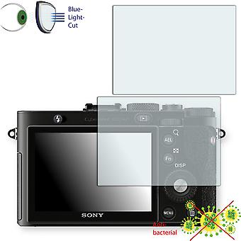 Sony DSC-RX1 display protector - Disagu ClearScreen protector