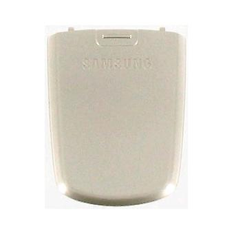 OEM Samsung SGH-C417 Battery Door - Gold