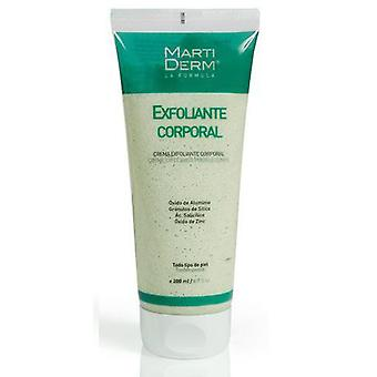 Martiderm Exfoliant Body Cream 200 ml (Cosmetics , Facial , Scrubs)