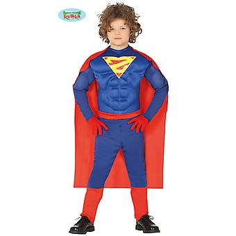 Super Hero Muscleman hero super hero costume children costume cartoon costume