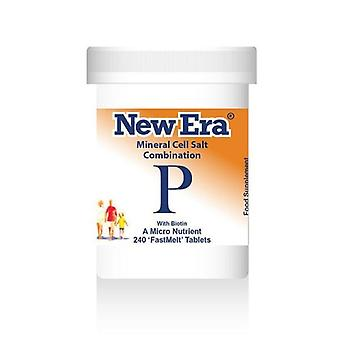 New Era, Combination P, 240 tablets