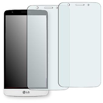 LG stylus 3 screen protector - Golebo crystal-clear protector (deliberately smaller than the display, as this is arched)