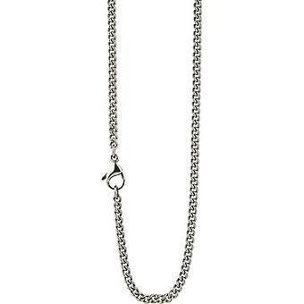 Ti2 Titanium Fine bremse kæde - sølv