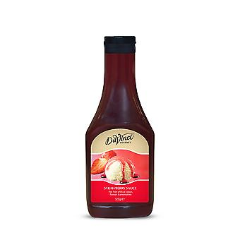 DaVinci-Erdbeer-Sauce