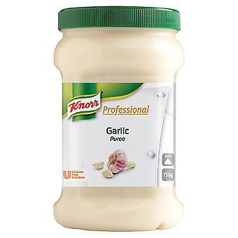 Knorr-Knoblauch-Püree