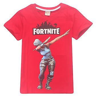 (軽打) の子供のための Fortnite t シャツ