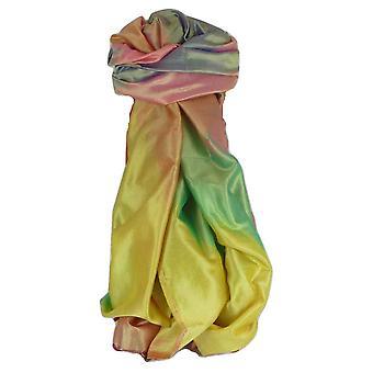 Popat Varanasi Ekal Premium seda largo bufanda patrimonio alcance 5 por Pashmina y seda