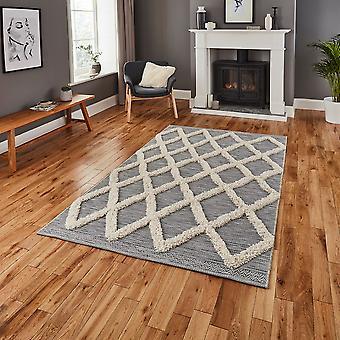 Navaho tror 9058 grädde rektangel mattor Plain/nästan slätt mattor