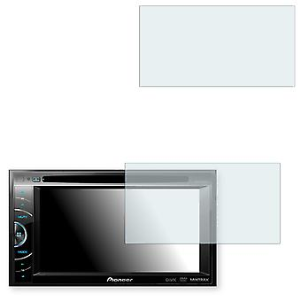 Pioneer AVH-X2500BT screen protector - Golebo crystal clear protection film