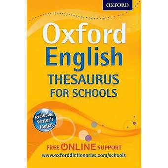 قاموس المرادفات الإنجليزية أكسفورد للمدارس من قواميس أوكسفورد-9780192