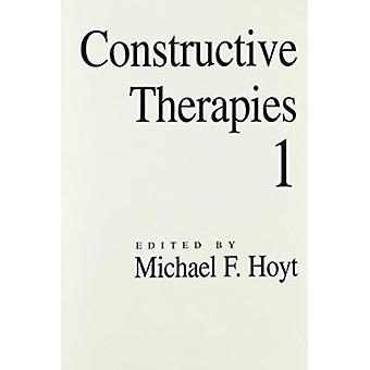 Constructive Therapies by Michael F. Hoyt - 9781572302815 Book