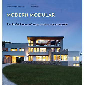 Det moderna modulärt - Monteringsfärdiga hus av upplösning - 4 arkitekturen av Jo