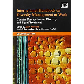 Internationella handbok om Diversity Management på jobbet - land Persp