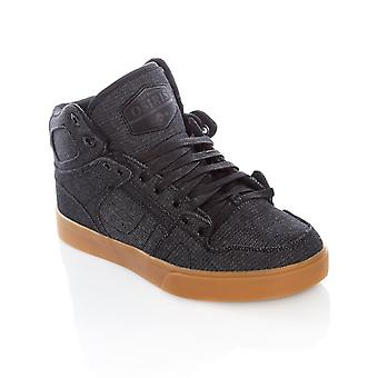 Osiris Black-Gum NYC83 Vulc DCN Shoe