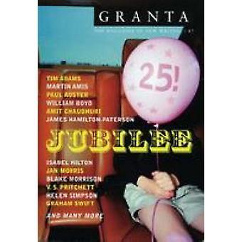 Granta 74 - Jublilee by Ian Jack - 9780903141710 Book