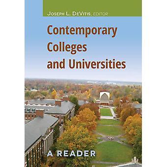 Zeitgenössische Colleges and Universities - A Reader (1. Neuauflage) von