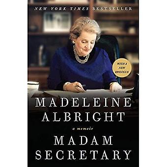 Fru sekretær: A Memoir