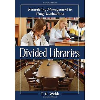 Podzielonych bibliotek