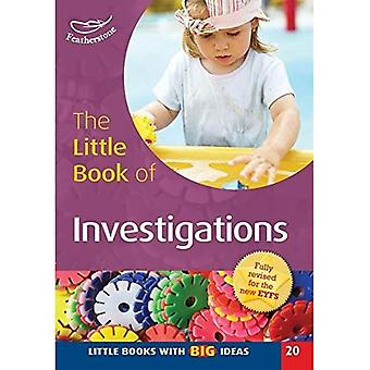 The Little Book of Investigations: Little Books with Big Ideas (Little Books With Big Ideas 20)