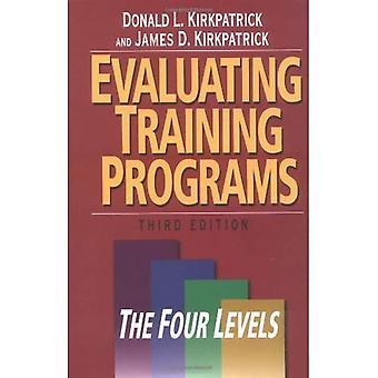 Utvärderande träningsprogram: Fyra nivåer