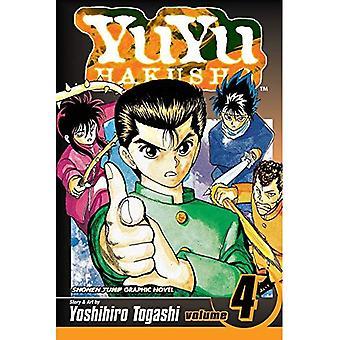 Yu Yu Hakusho: Volume 4 (Yu Yu Hakusho)