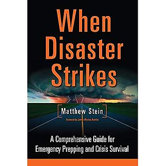 When Disaster Strikes: A Comprehensive Guide for Emergency Planning and Crisis Survival