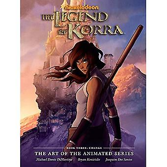 Legend of Korra: Art of The Animated Series, The Book 3 (The Legend of Korra Book Three)