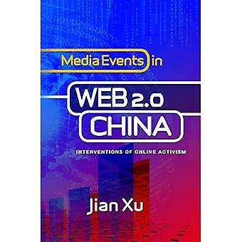 Medien-Events im Web 2.0-China: Maßnahmen des Online-Aktivismus