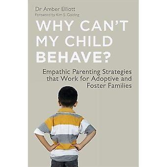 Pourquoi mon enfant ne peut pas comporter?