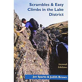Scrambles & Easy Climbs in the Lake District