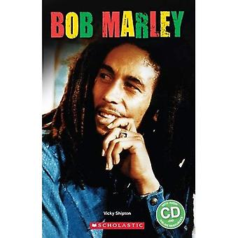 Bob Marley with audio pack (Scholastic Readers)