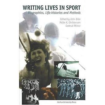 Skriva liv i sport biografier, livshistorier och metoder