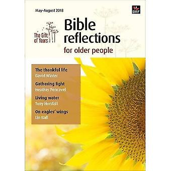 Bible Reflections for Older� People May-August 2018