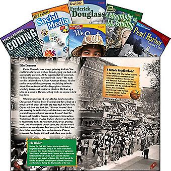 Time Informational Text Grade 8 Set 2, 6-Book Set� (Time for Kids Nonfiction Readers)