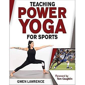 Teaching Power Yoga for Sports
