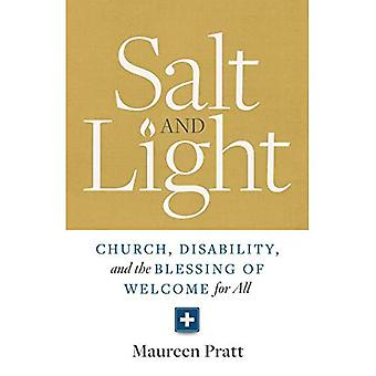 Salt and Light: Church, Disability, and the Blessing Welcome for All
