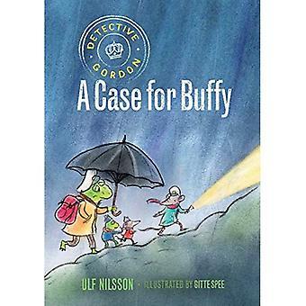 Detective Gordon: A Case for Buffy (Detective Gordon)