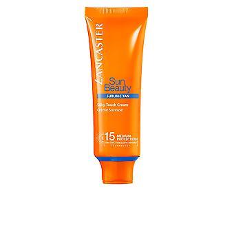 SUN BEAUTY silky touch face cream SPF