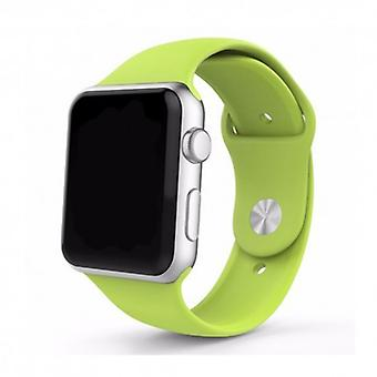 Apple Watch 42 mm Sportband-Green