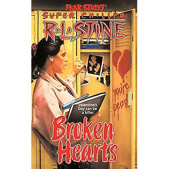 Broken Hearts by Stine & R. L.