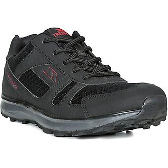 Trespass Mens Acute Lightweight Breathable Walking Shoes