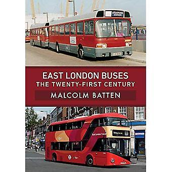 East London Busse: Das 21. Jahrhundert