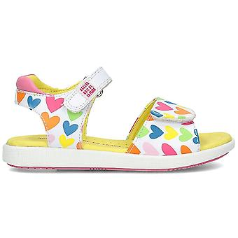 Agatha Ruiz De La Prada 192937 192937ABLANCOYCORAZONES2832   kids shoes