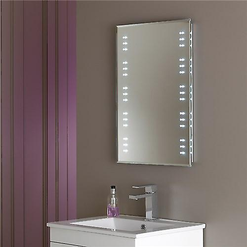 Saxby EL-KASTOS Kastos IP44 3W LED Modern Bathroom Mirror