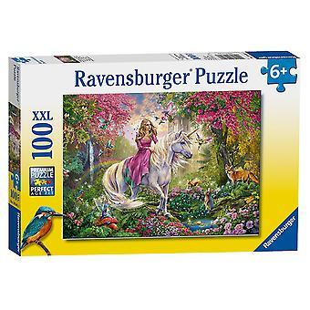 Ravensburger Unicorns XXL 100pc Jigsaw Puzzle