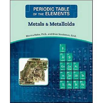 Metalen en Metalloids door feiten op bestand-9780816073702 boek