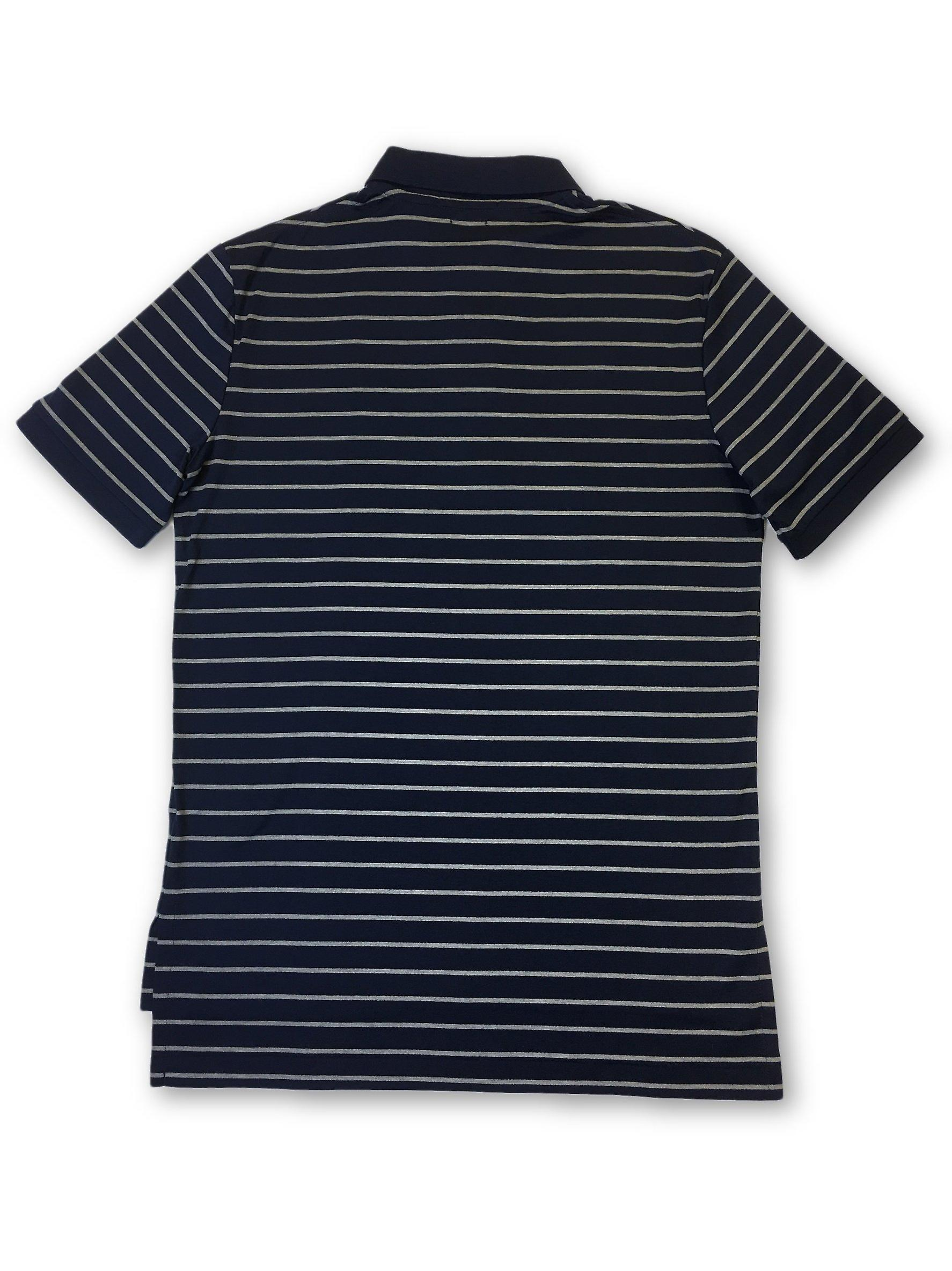 Ralph Lauren polo oft touch polo in navy tripe