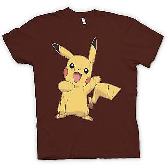 Kids T-shirt - Pikachu - Cool Pokemon Inspired